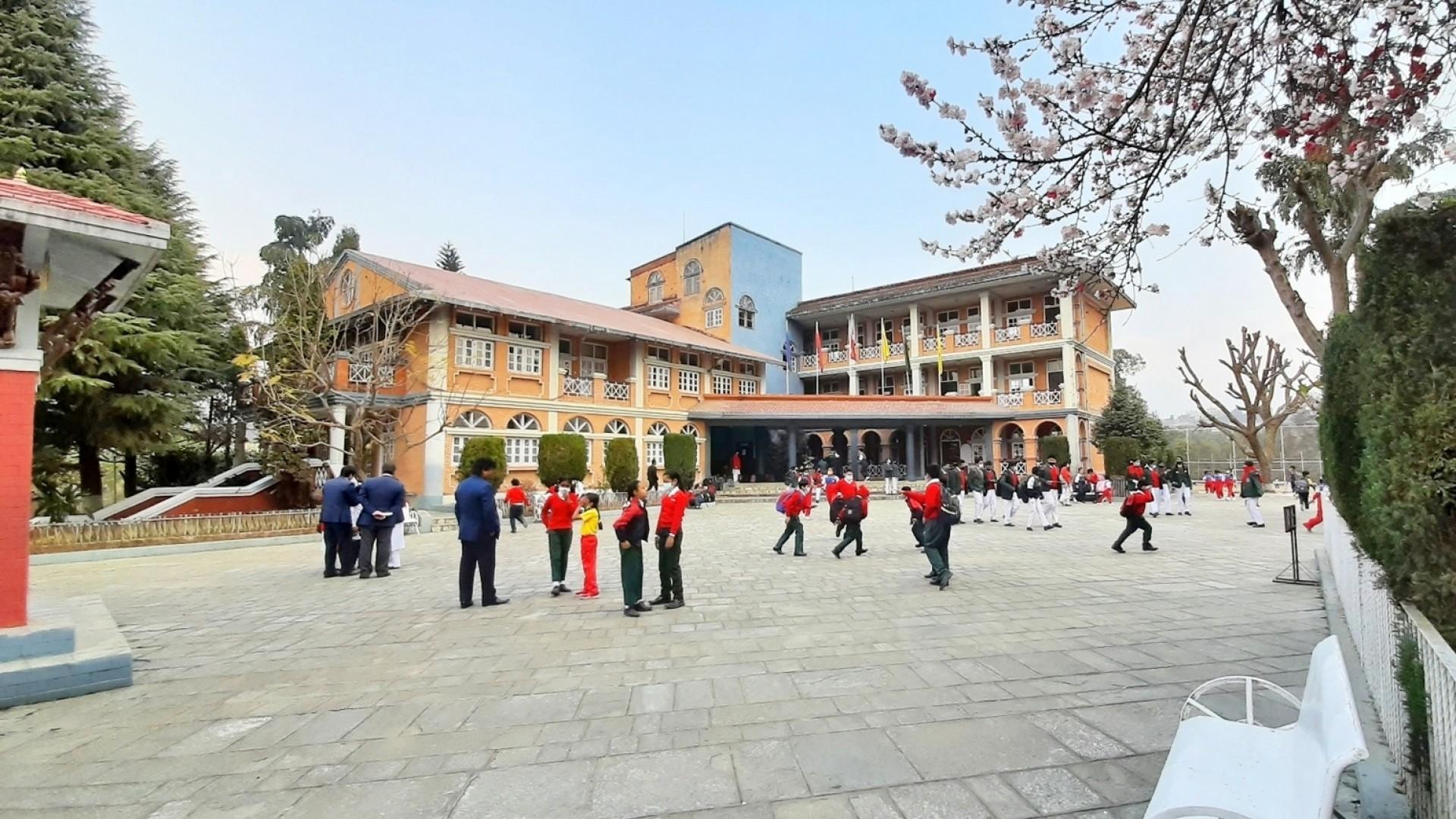 a-global-school